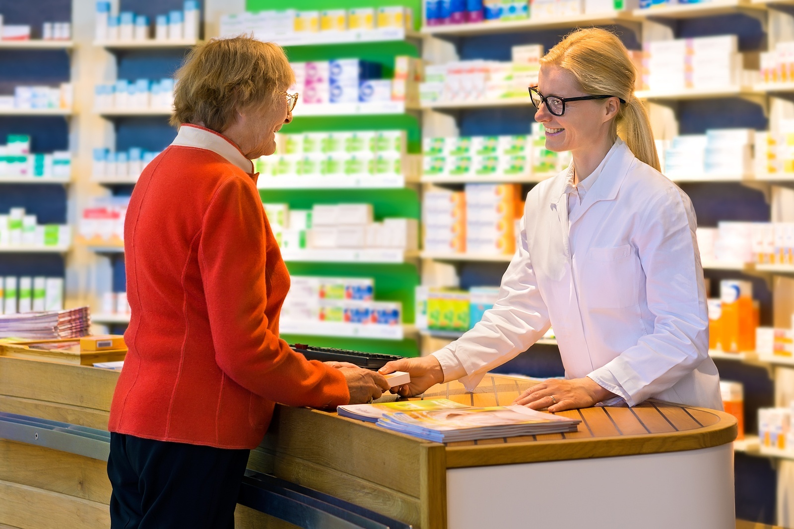 Dispensing Errors in Community Pharmacy