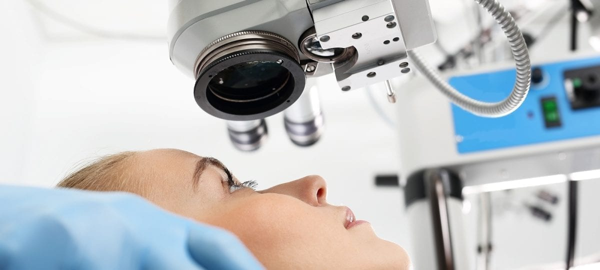 Laser eye surgery negligence claims