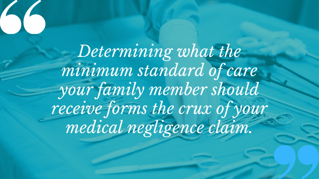 Want to claim for a family member? Expert testimony in your case carries a significant weight.