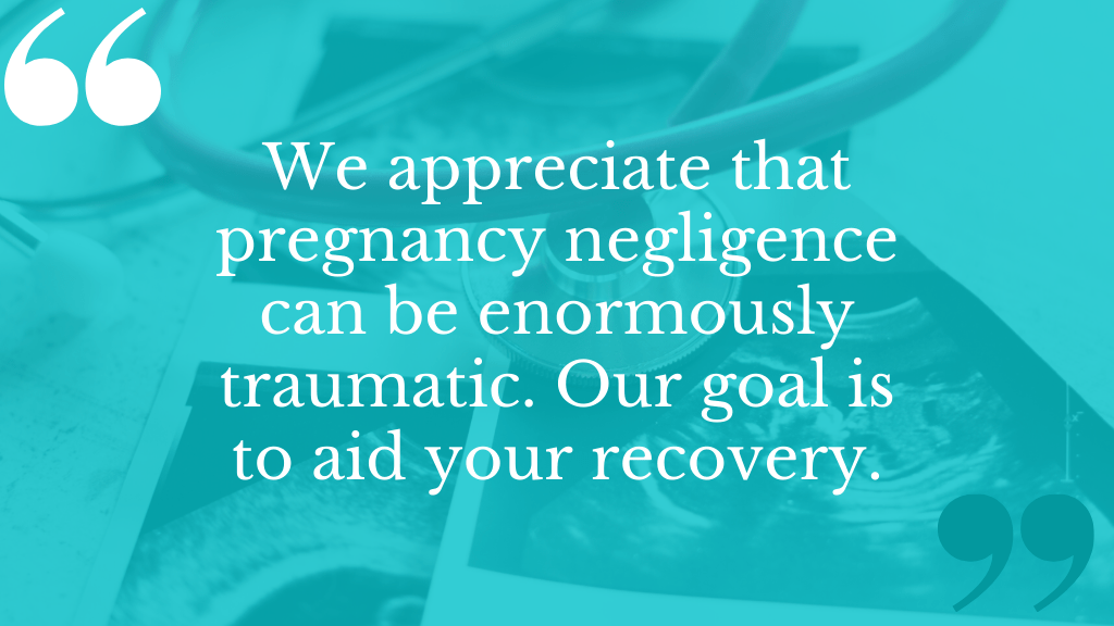 Pregnancy Medical Negligence Cases