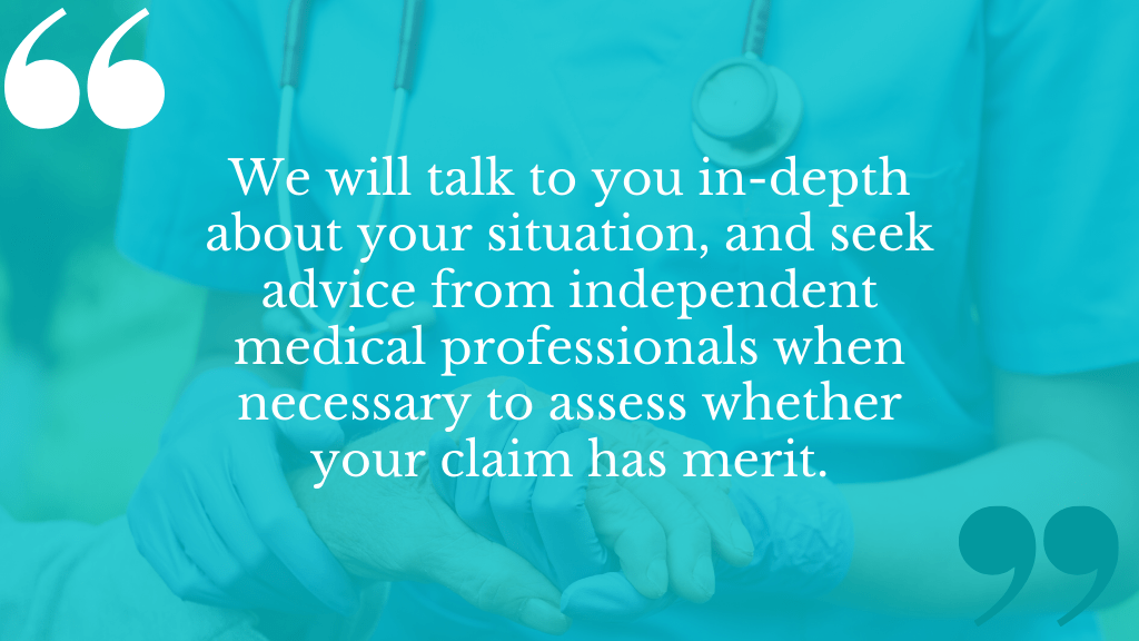 Care Home Negligence Claims require expert solicitors who know the laws of substandard care home assistance.