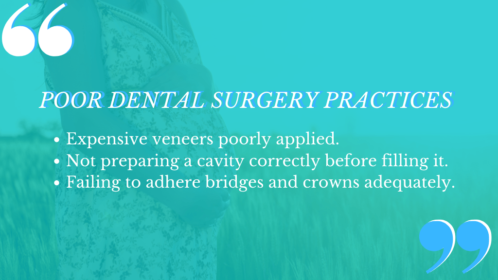 The Medical Negligence Experts know exactly how to prove dental malpractice.