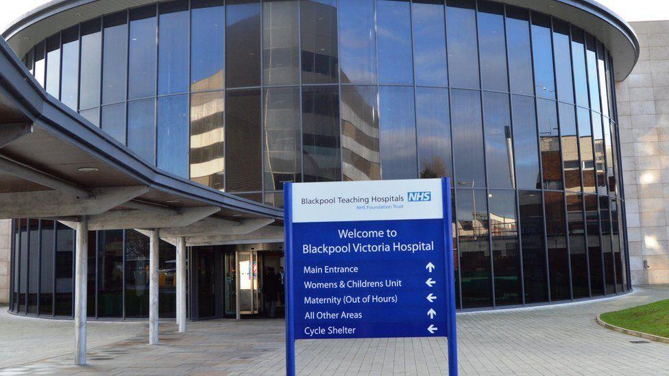 Blackpool Hospital negligence
