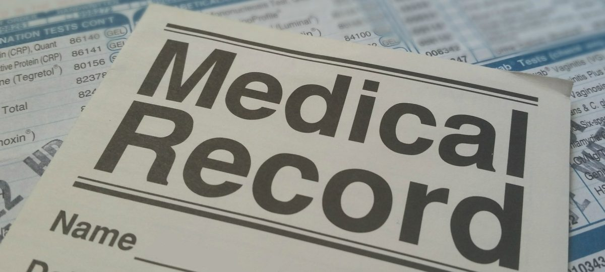 lost medical records